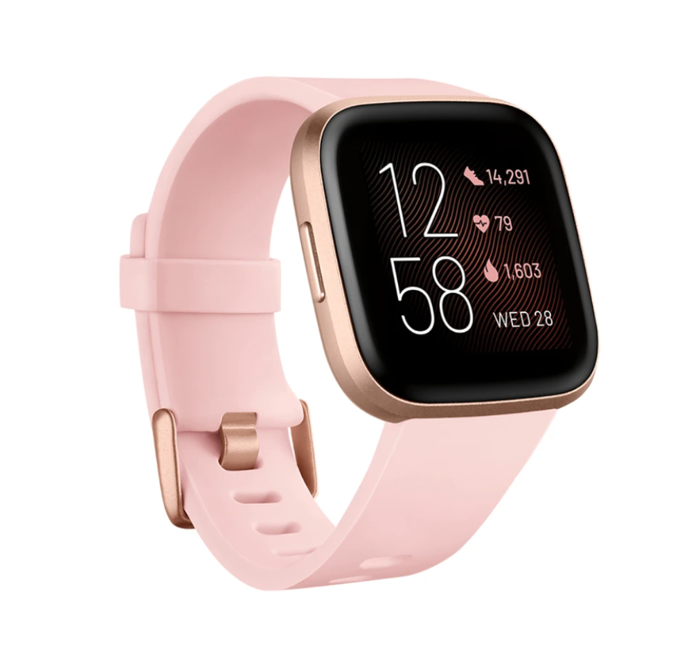 Fitbit Versa 2 Fitness Wristband with Heart Rate Tracker