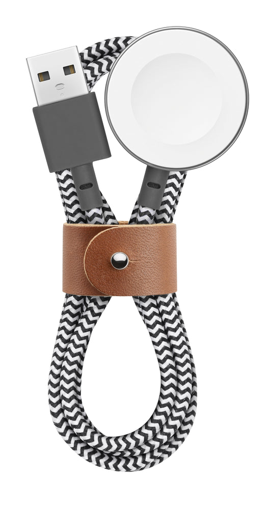 Native Union Belt Cable -Apple Watch - Zebra