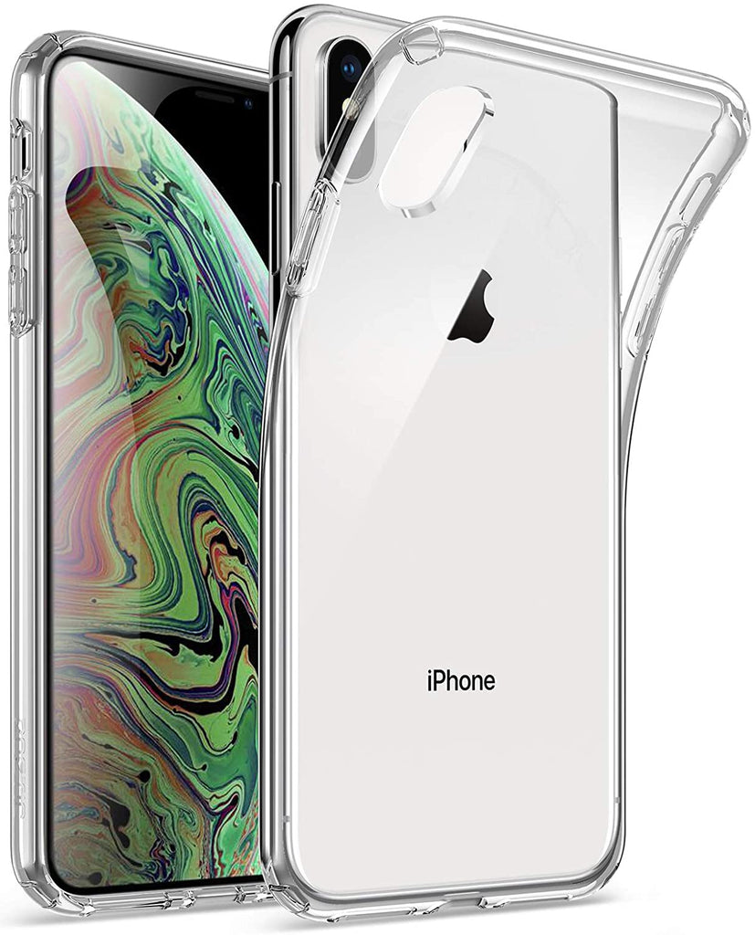 Falta Tpu+Pc Iphone Xs Max - Clear