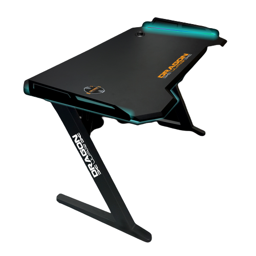 Gaming desk GT-006-V3 Remote RGB With Wireless Charger