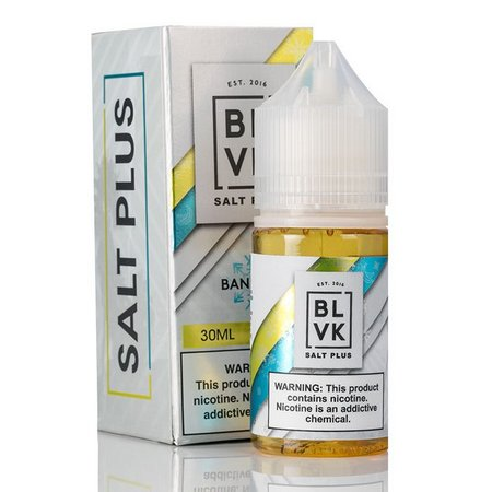 NICSALT BLVK UNICORN BANANA - 30ML