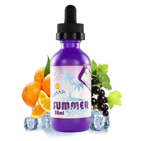 JUICE DINNER LADY - BLACK ORANGE CRUSH - 60ML