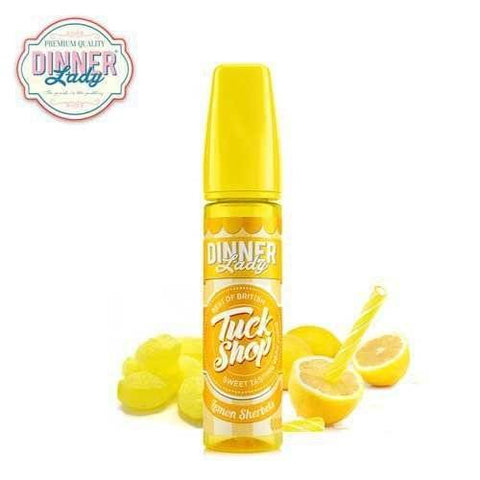 JUICE DINNER LADY - LEMON SHERBETS - 60ML