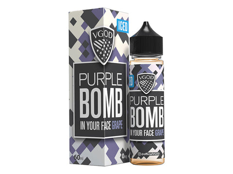 JUICE VGOD PURPLE BOMB - 60ML