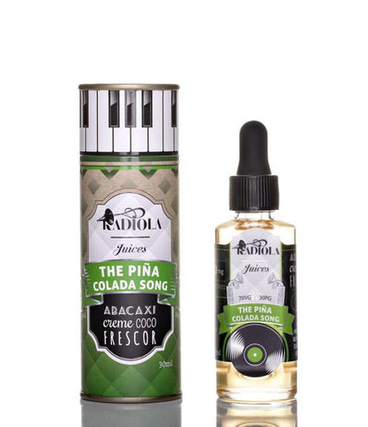 JUICE RADIOLA THE PINA COLADA SONG - 30ML