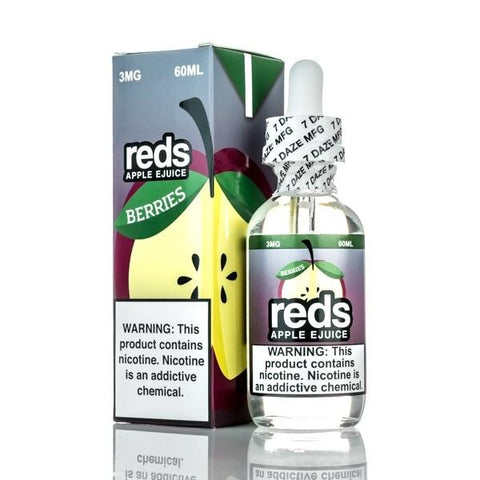 REDS APPLE JUICE BERRIES ICED - 60ML