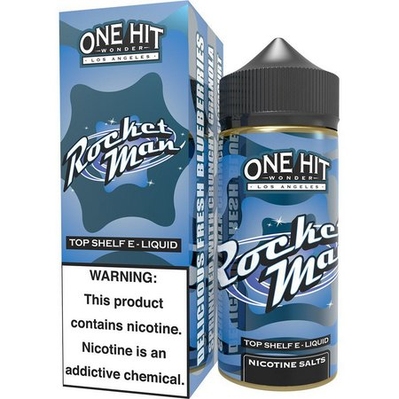 NIC SALT ONE HIT ROCKET MAN - 30ML
