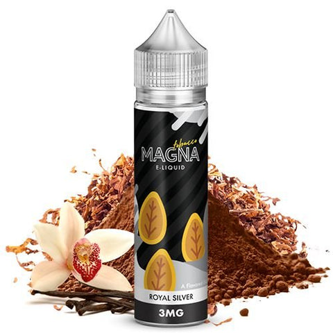 JUICE MAGNA ROYAL SILVER - 60ML