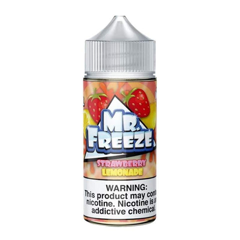 JUICE MR FREEZE STRAWBERRY LEMONADE - 100 ML
