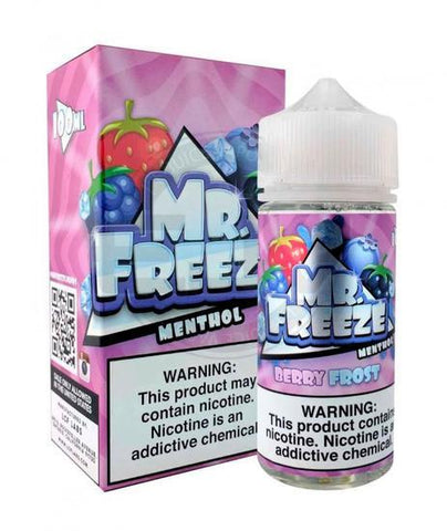 JUICE MR FREEZE BERRY FROST - 100 ML