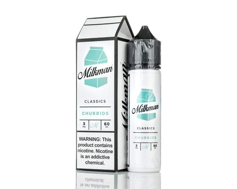 JUICE MILKMAN CHURRIOS - 60ML