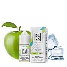 NICSALT BLVK UNICORN FRZN APPLE- 30ML