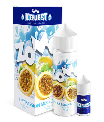 JUICE ZOMO MY PASSION MIX ICE - 60ML