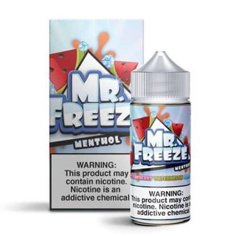 JUICE MR FREEZE STRAWBERRY WATERMELON FROST - 100 ML