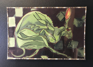 Apparent Hare by Jeannette Smith