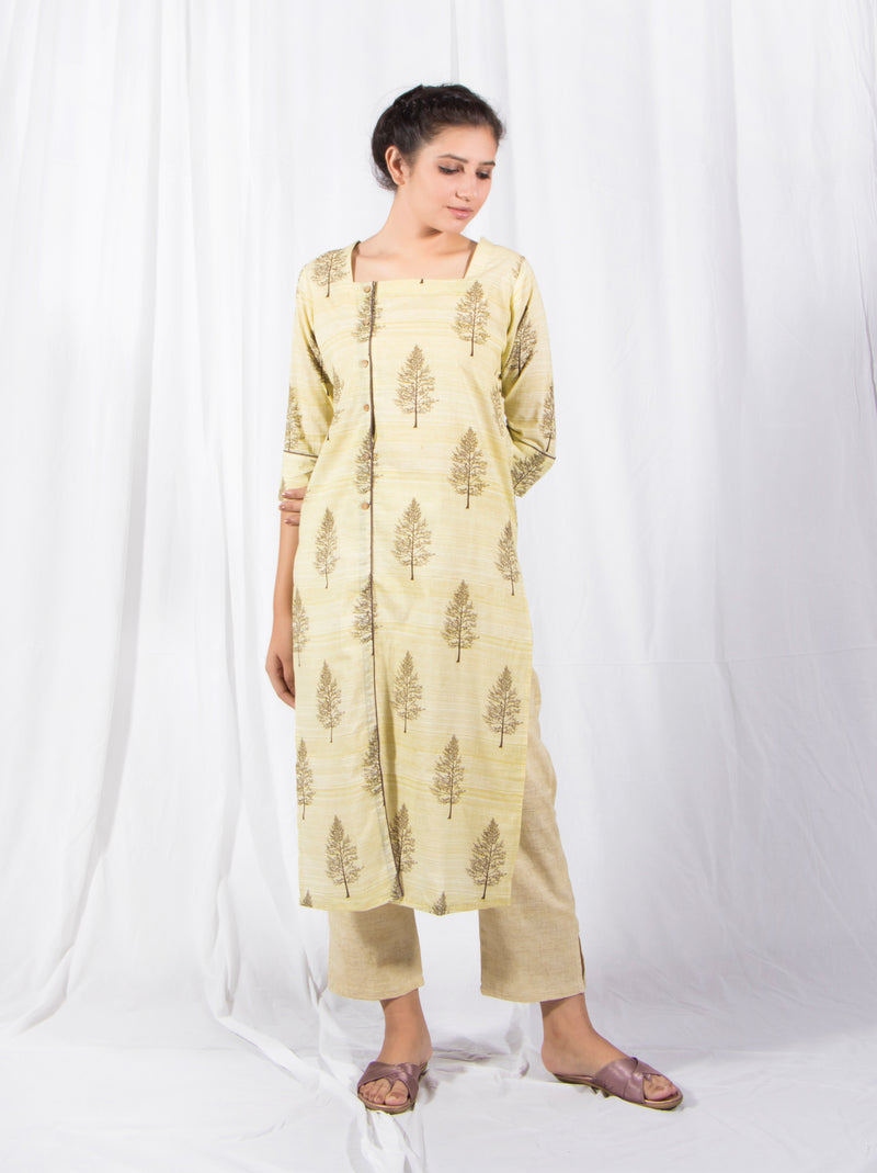 Kurti with Pants