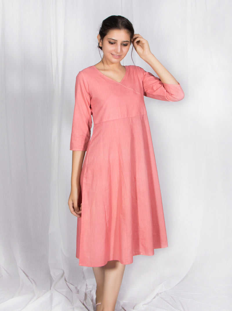 Muslin Voile Tunic Dress