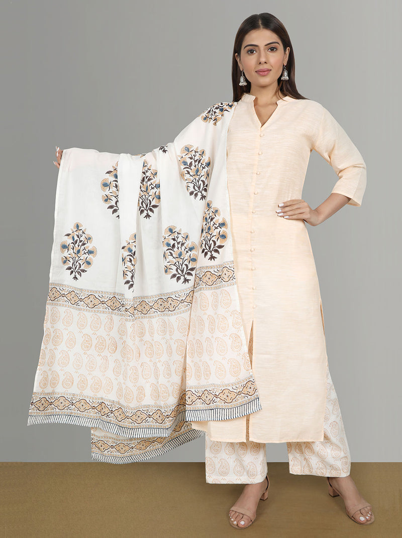 Long Kurtis With Palazzo Pants