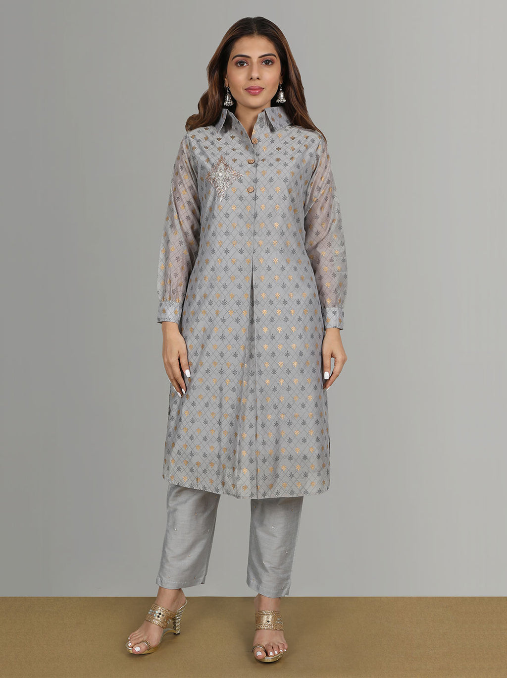 Kurti With Pant Design