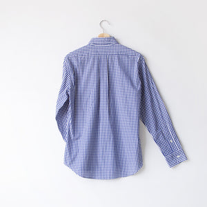 100/2 GINGHAM BD SHT/Suitable Fit