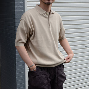ALL TIME KNIT SS POLO