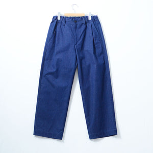 HIGH COUNT WEAPONDENIM BUGGY PANTS
