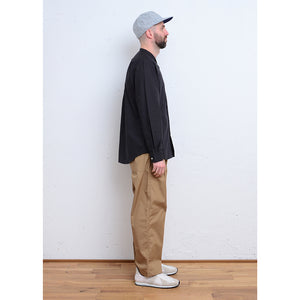 CT LOOSE FIT BAND COLLAR SHT