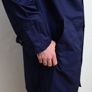 HIGH COUNT TWILL SHTCOAT