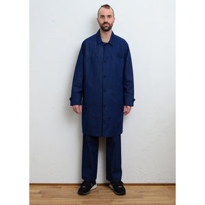 HIGH COUNT WEAPONDENIM YOKE COAT