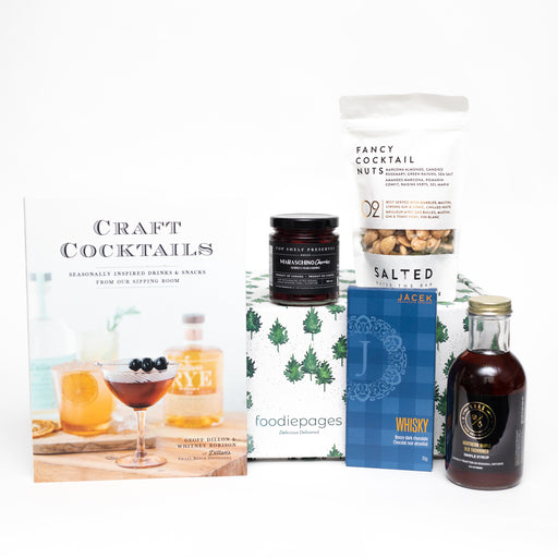 Virtual Cocktail Hour Gift Box