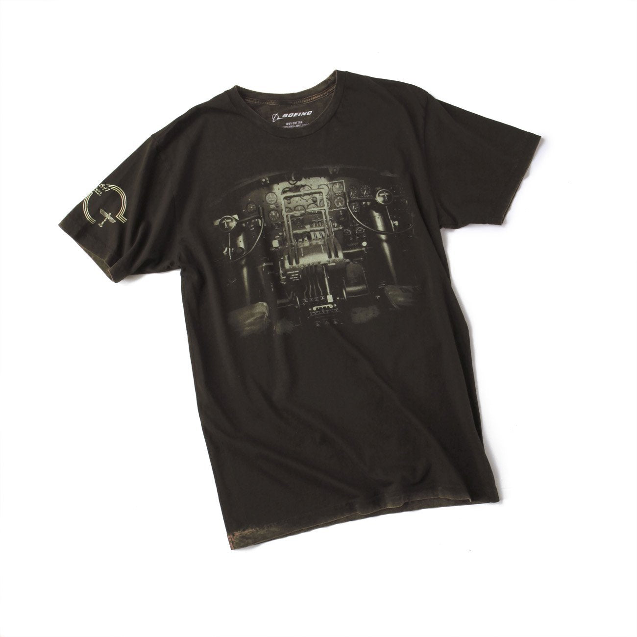 B-17 Flight Deck T-shirt
