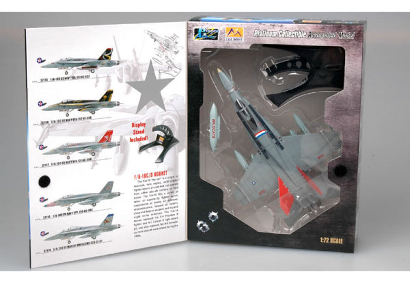 Easy Model F/A-18C US NAVY VFA-131 AG-400