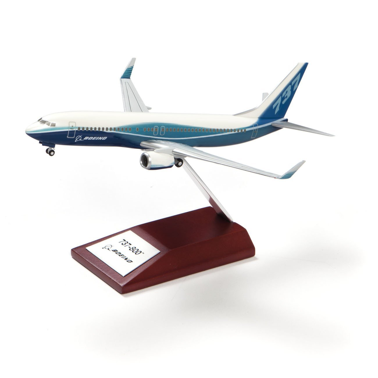 Boeing 737-800 Plastic 1:200 Model