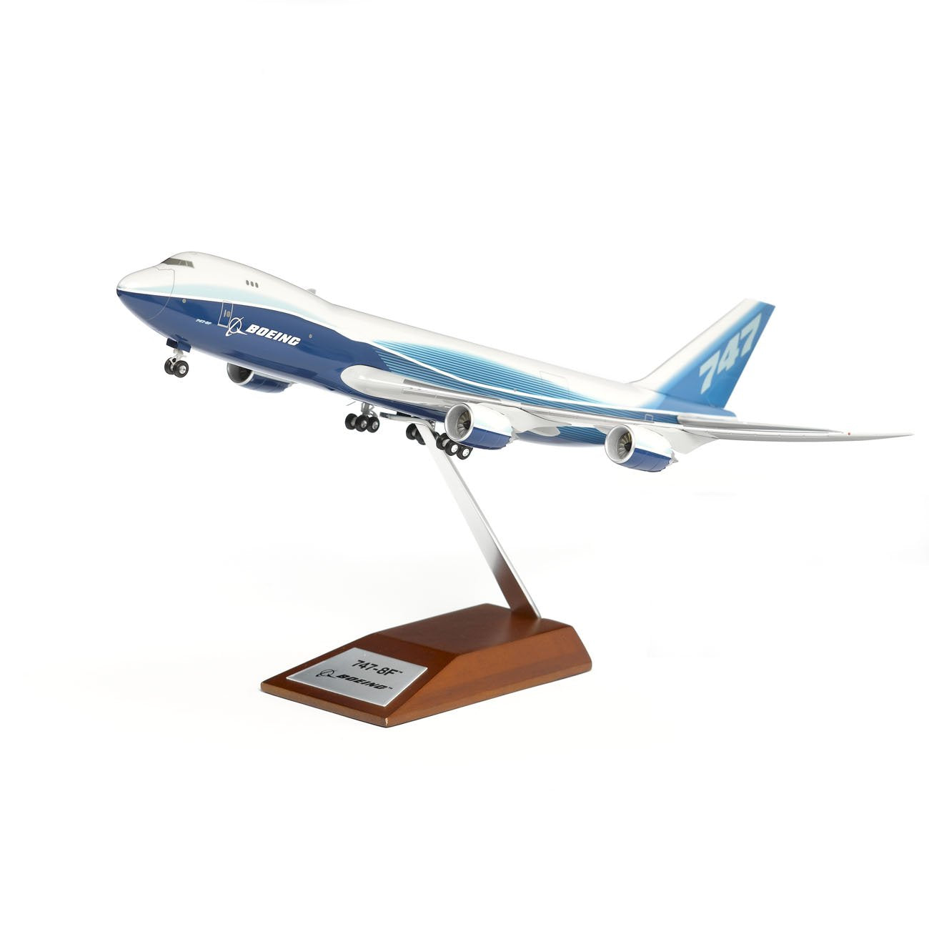 Boeing 747-8F Freighter 1:200 Plastic Model