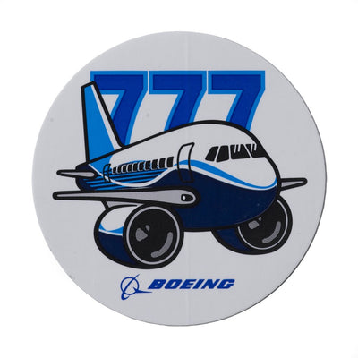 Boeing Pudgy Sticker