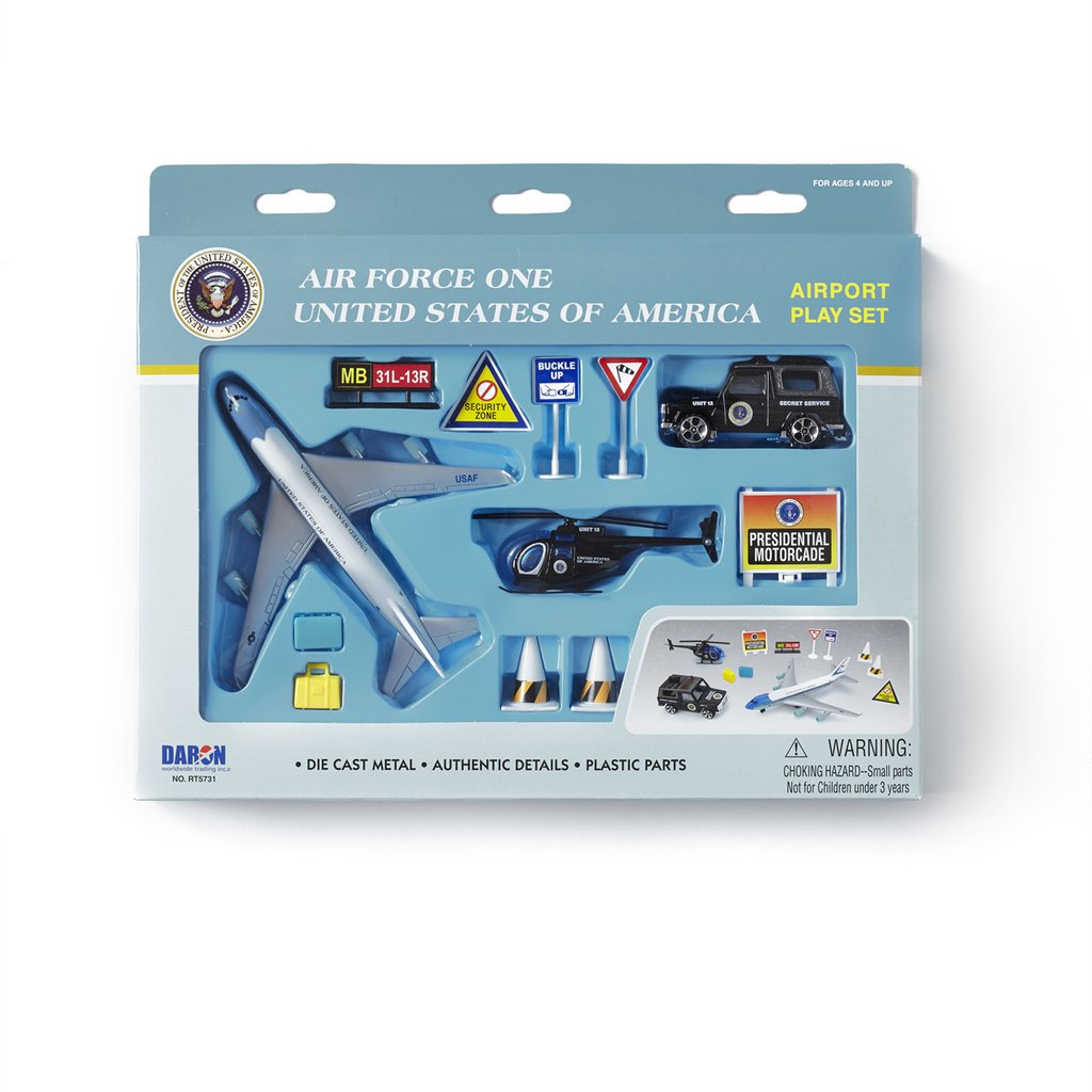 Airforce One Playset