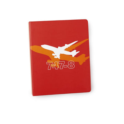 Boeing Shadow Graphic Notebook