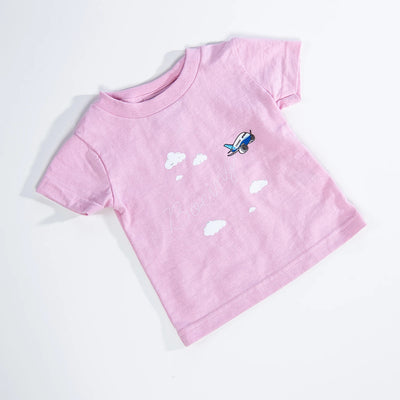Boeing Toddler Pudgy Trail T-Shirt