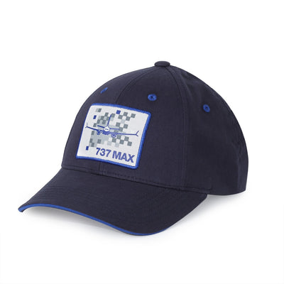 Boeing Pixel Graphic Hat