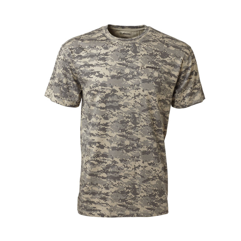 Boeing Camo Short-Sleeved T-Shirt