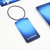 Boeing Living Blue Folding Luggage Tag