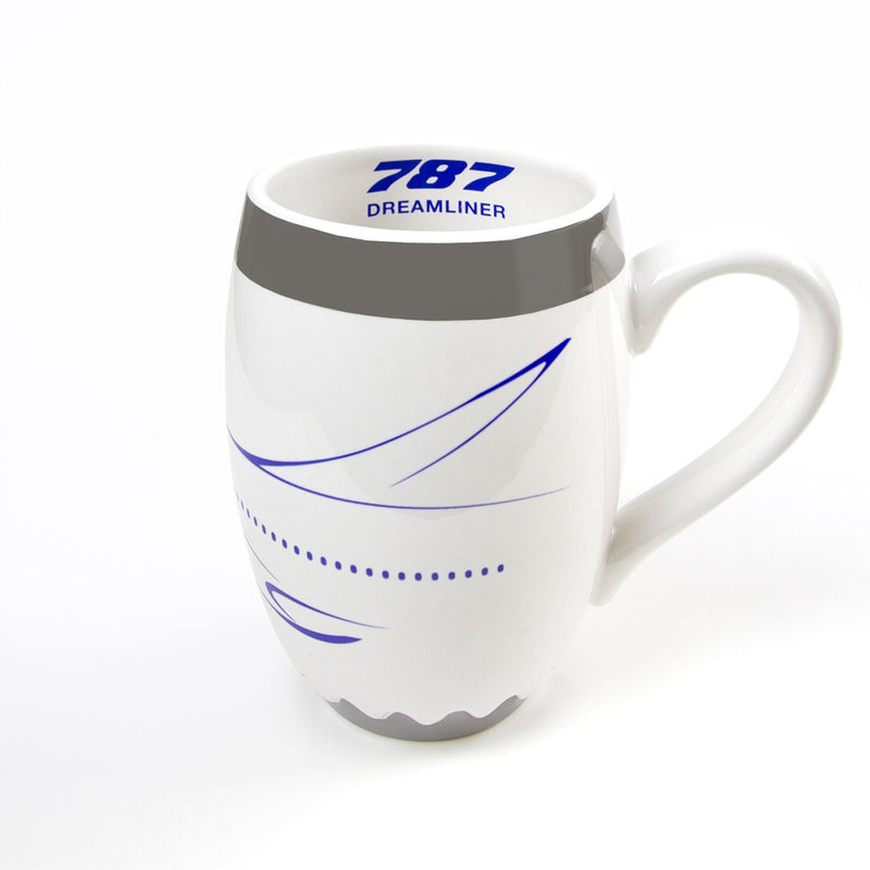 Boeing Unified 787 Engine Mug