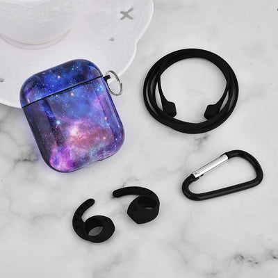 CAGOS Hard AirPods Case Cover