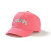 Kids Boeing Pink Varsity Logo (Girls) Hat