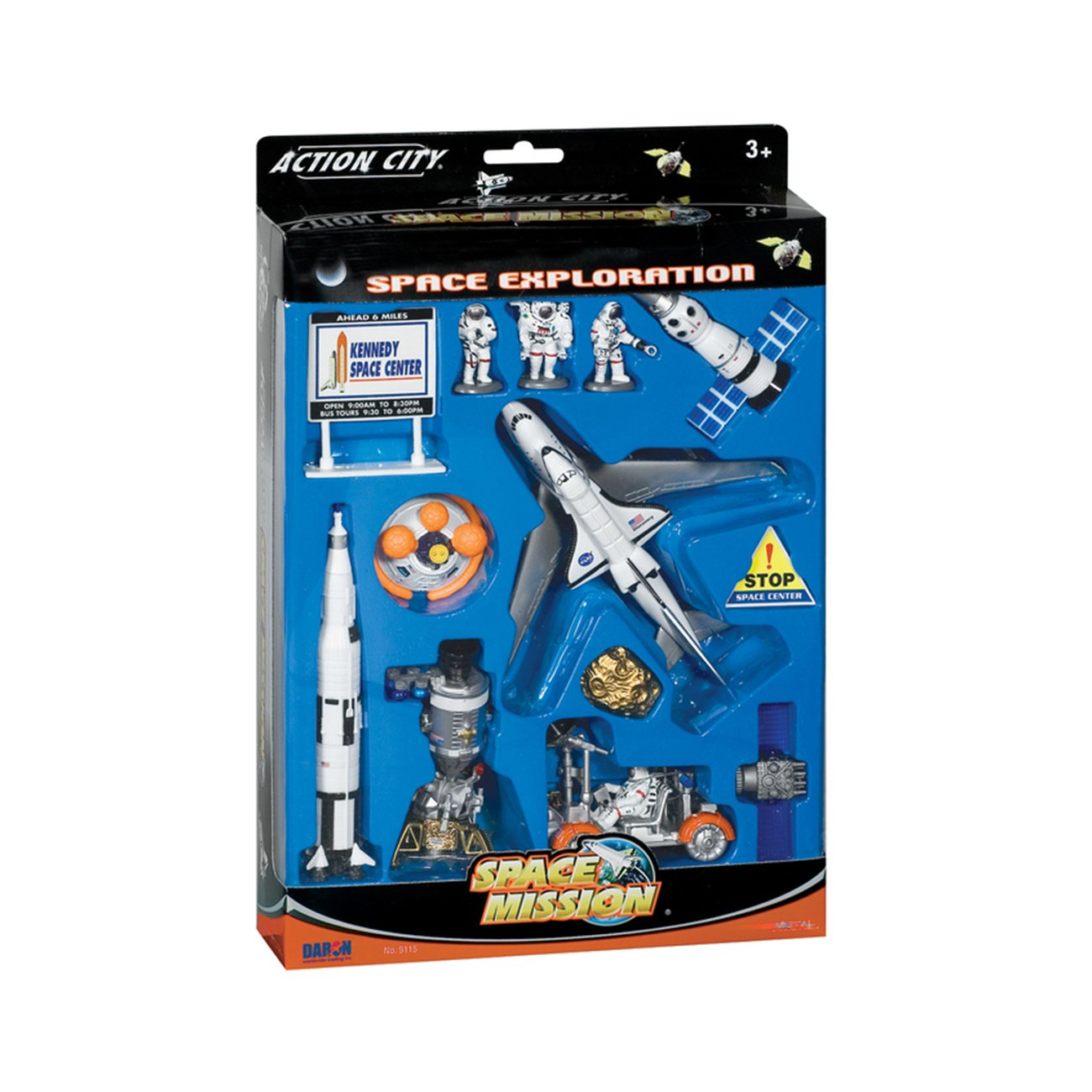 Lunar Explorer Playset