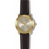 Boeing Men's Gold Rotating Watch