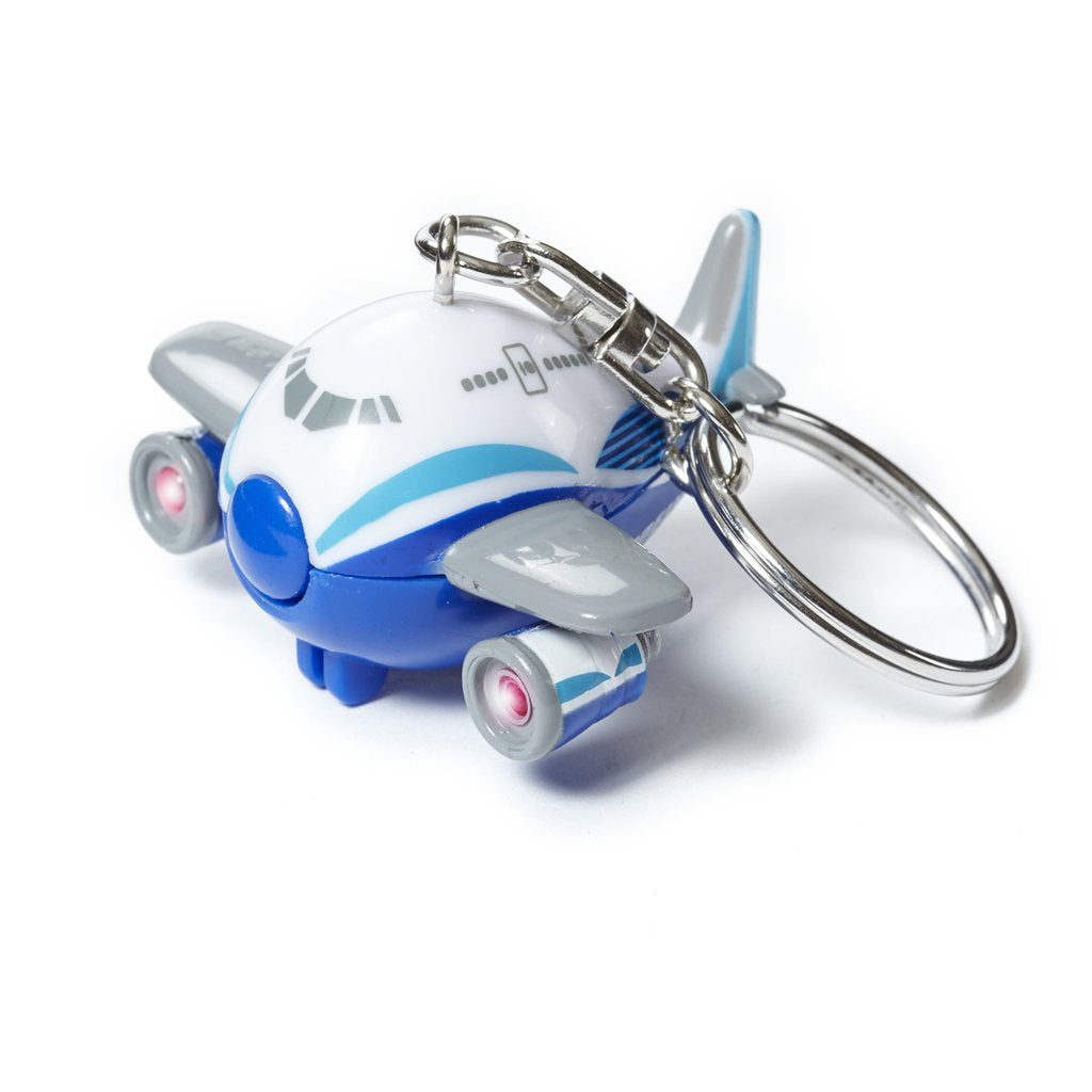 Boeing Pudgy Sound & Light keychain