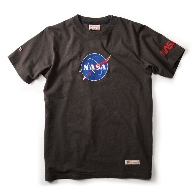 Red Canoe NASA Logo T-Shirt