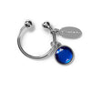 Boeing Charm Key Ring (Tiffany)
