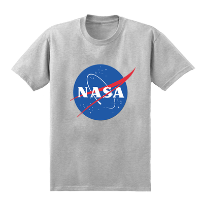 NASA T-Shirt Large Print